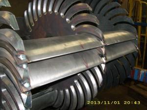 výroba rotoru 1